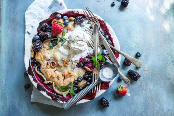 Berry Pie photo by Brooke Lark
